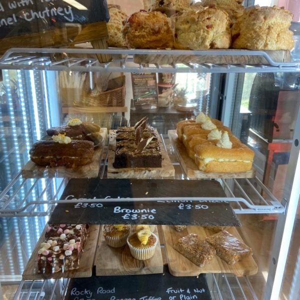 Caves, Coffee and Cake Combo - After 3pm £12 per