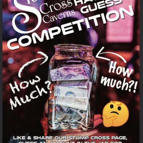 Competition time! Simply like and share our page, and leave