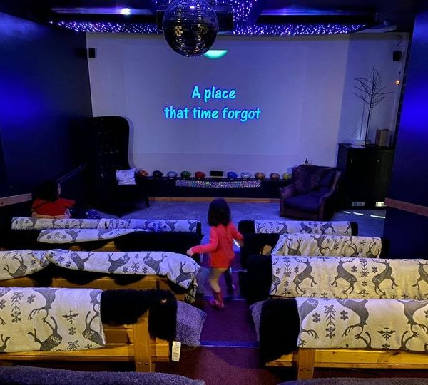 Don't forget you can rent our cinema - perfect post