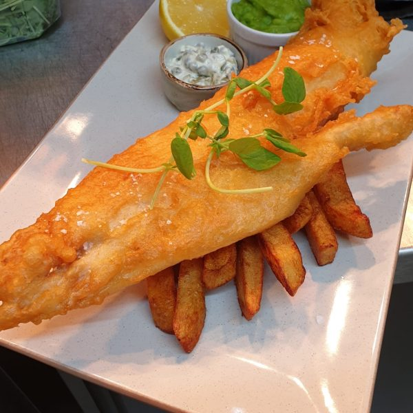 Fish and Chip Friday! Whose in? You can book online