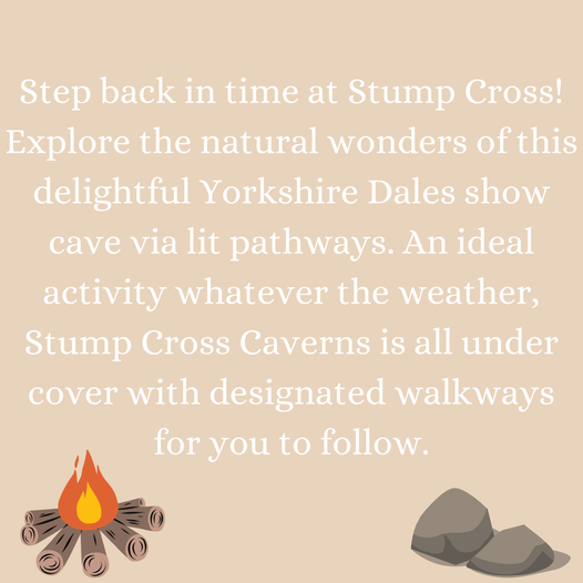 Step back in time at Stump Cross!