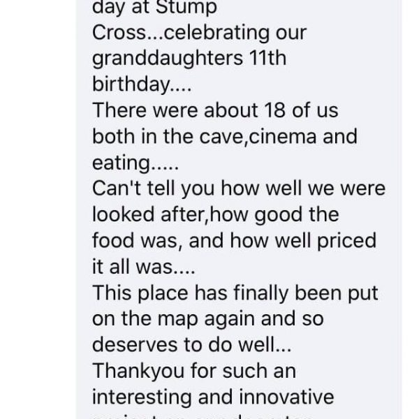 Thank you Maria for such a lovely review! We throughly
