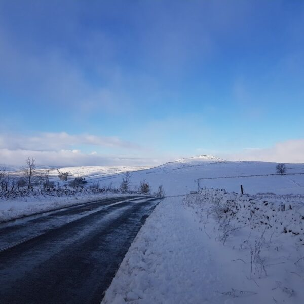 Thank you to Longthornes at Hebden for keeping the roads
