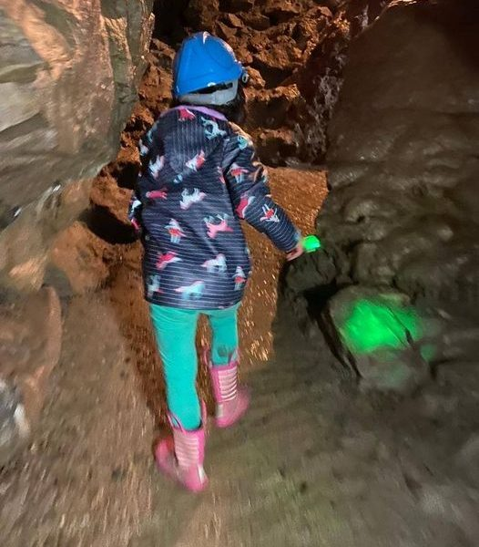The caves are a great family day out - whatever