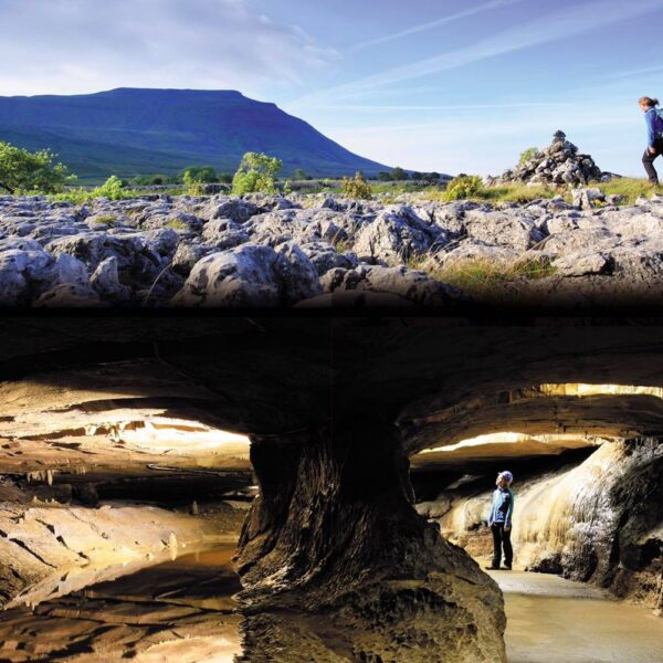 Well said Ingleborough Caves one of my favourite walks is