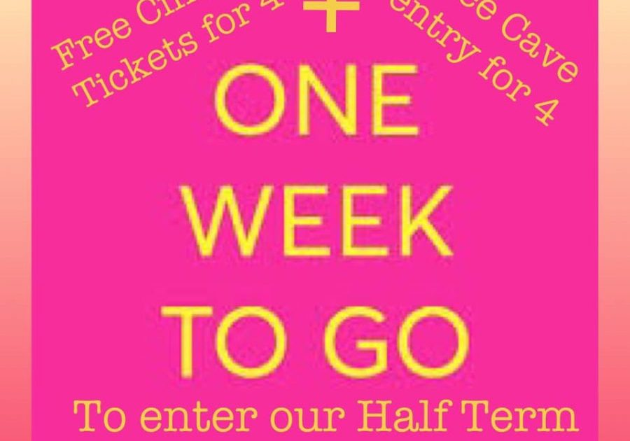 GO GO GO..... only one week left to ENTER.