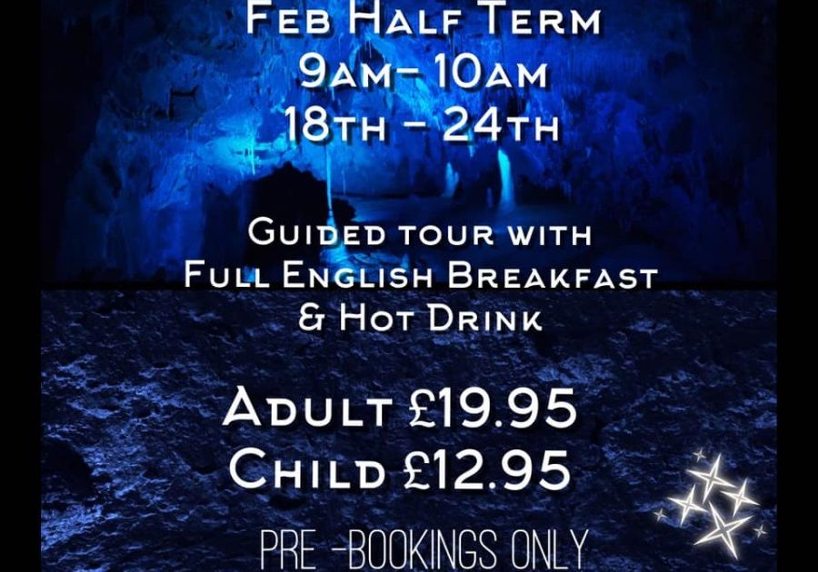 HALF TERM is around the corner! We highly recommend bringing