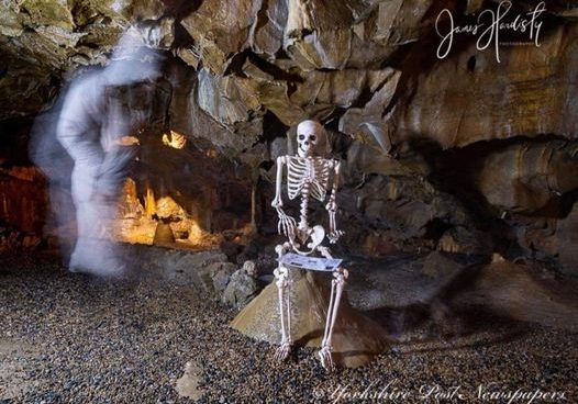 Have you booked Halloween in the cave this half term…?