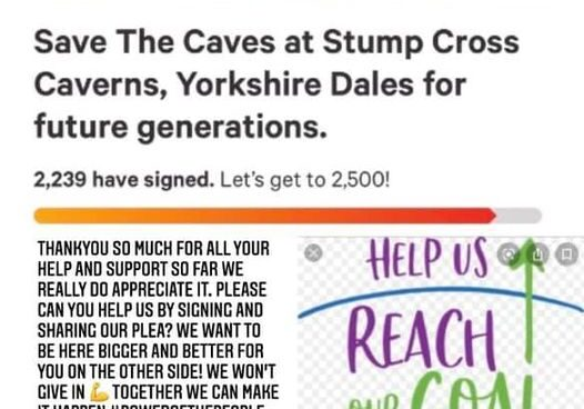 Please could you help us by signing our petition to