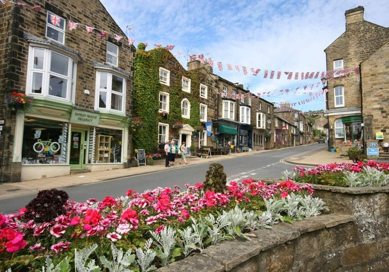 WIN A HOME ON THE BEST HIGH STREET IN PATELEY